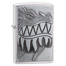 Fire Breathing Dragon Zippo Lighter